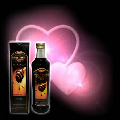 Minum madu pahit ar-rohmah meningkatkan vitalitas pria dewasa