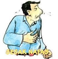 Obat tradisional Sesak Nafas