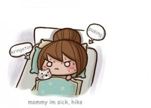 gejala tipes pada anak