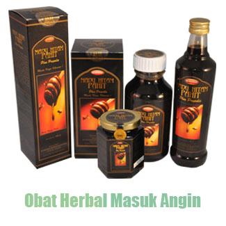 herbal masuk angin